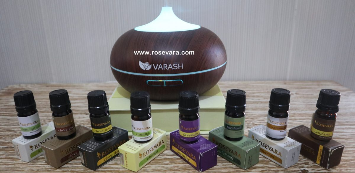 Rosevara Essential Oil