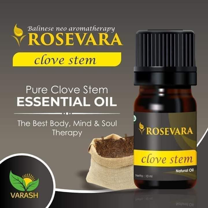 rosevara clove steam